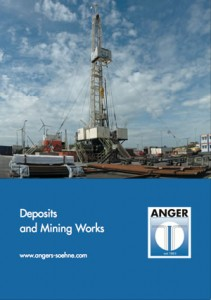 Brochure Anger Deposits Mining Works
